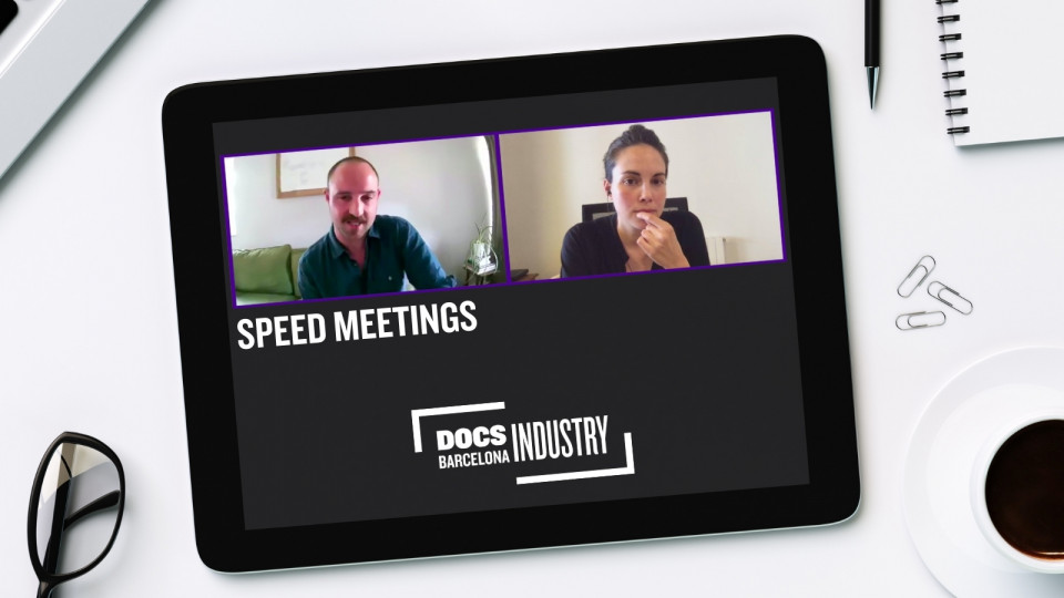 Imágen promocional Speed Meetings 2021.