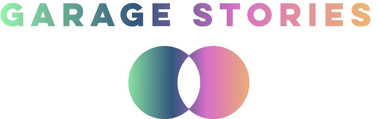 Logo Garage Stories.
