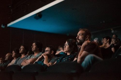 Audiencia en el festival DocsBarcelona