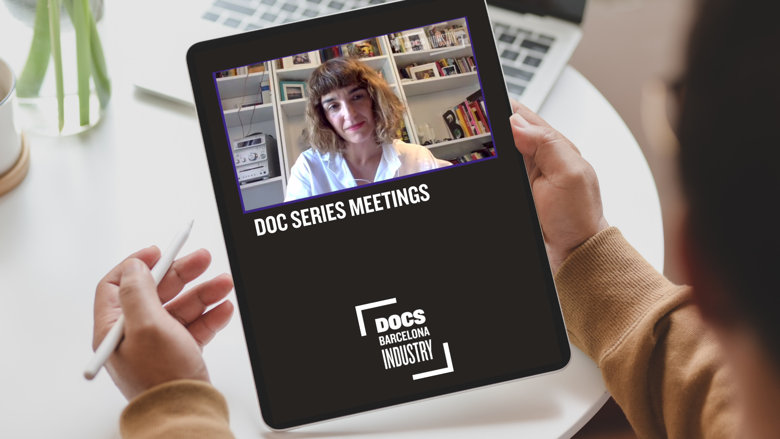 Imágen promocional del Doc Series Meetings